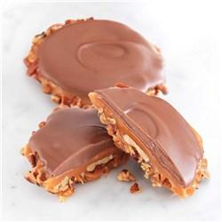 Milk Chocolate Jumbo Nut Clusters, 6pc