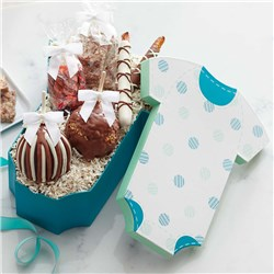 New Baby Caramel Apple Gift Set