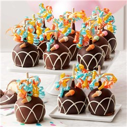 Birthday Bash Petite Caramel Apple 12-Pack