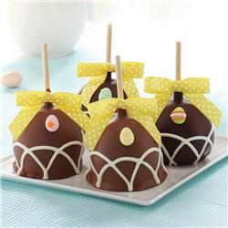 Easter Egg Caramel Apple 4-Pack