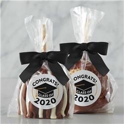 Congrats Grad Petite Caramel Apple 2-Pack