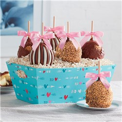 Caramel Apples And Chocolate Boxes For Valentine S Day Mrs Prindables