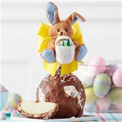 Hoppy Bunny Jumbo Caramel Apple
