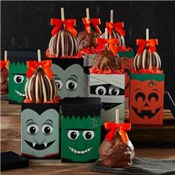 Monster Pals Caramel Apple Gift Set
