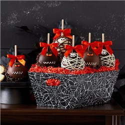 spooky six caramel apple tray 1939018
