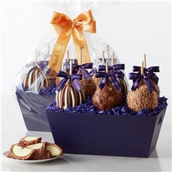 Thank You Caramel Apple Gift Tray