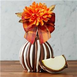 Fall Mum Jumbo Caramel Apple