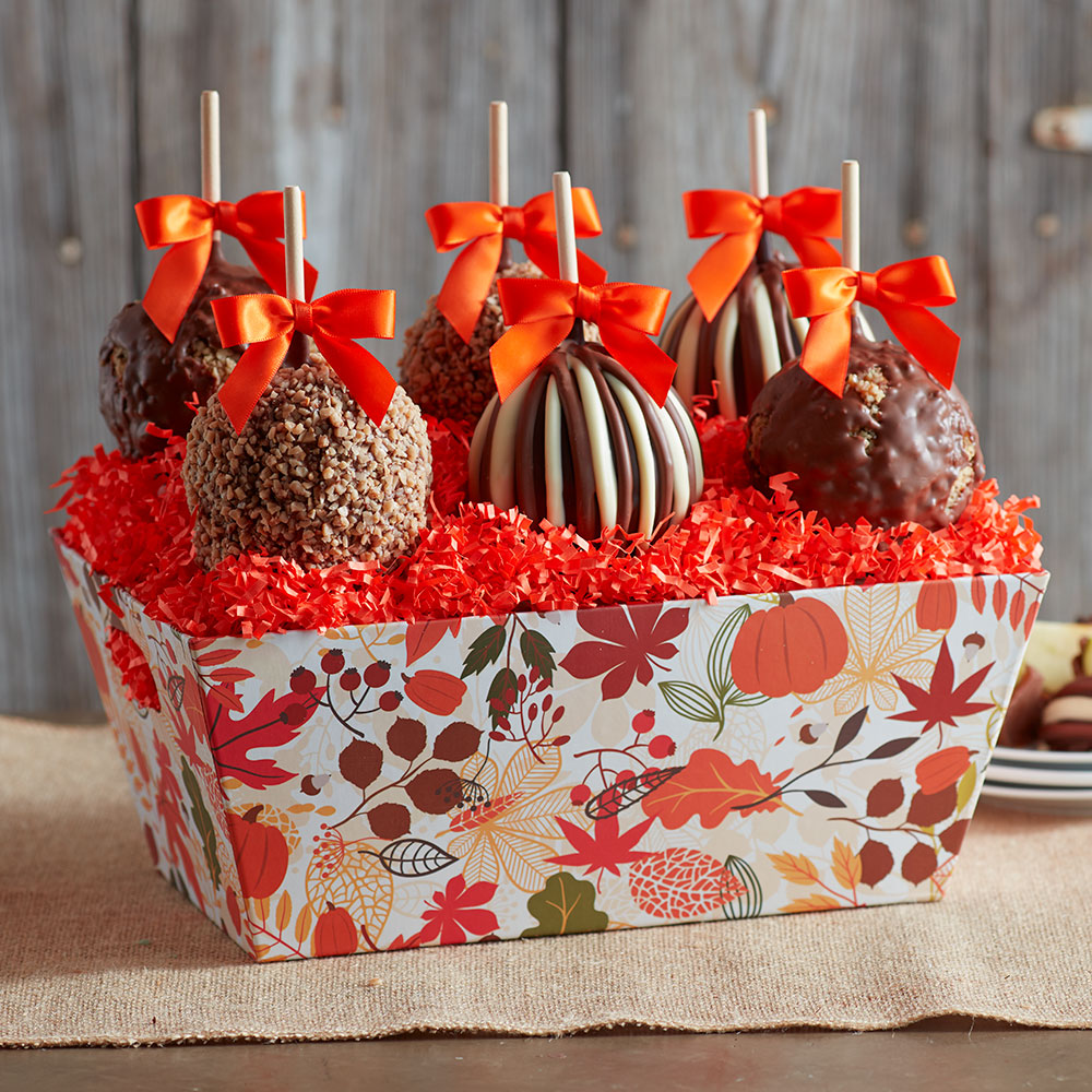 Mrs Prindables Gourmet Caramel Apples Chocolates Gifts Online