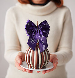 About us our story mrs prindables gourmet caramel apples mrs prindables gourmet caramel apple gift giving s negle Choice Image